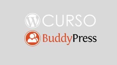CURSO DE BUDDYPRESS 2019