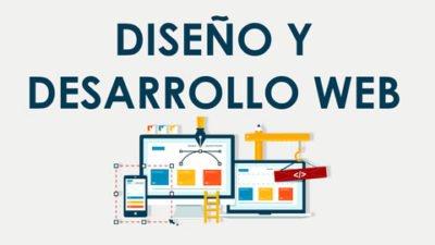 Curso de diseño y desarrollo web 2019