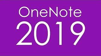 Curso de Onenote 2019