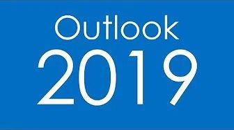Curso de Outlook 2019