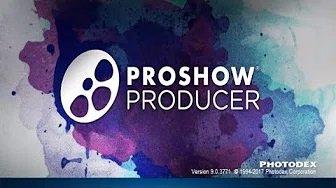 Tutorial de Proshow Producer 9